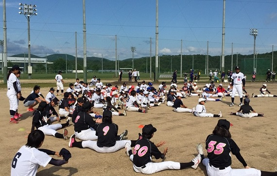 マーメイド スカイ 岡山スカイマーメイド 「第13回全日本女子軟式野球学生選手権大会(中高生の部)」出場のご報告